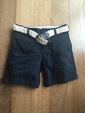 "Abercrombie & Fitch Navy Cargo Shorts 36"" Extra Large / XL BNWT Australia"