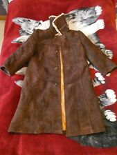 Old Vintage USSR RUSSIAN Army/ Civilian? Sheepskin Extremely Cold Weather Parka
