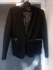 NEW ETAM Black Blazer UK16/FR44