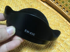 Lens Hood EW-83E for Canon 16-35mm 17-40mm 10-22mm Lens