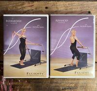 Fluidity Fitness Evolved - Intermediate, Advanced - Michelle Austin 2 DVD