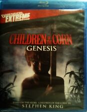 CHILDREN of the CORN GENESIS(2011)Blu-ray Billy Drago Tim Rock Kai Caster SEALED