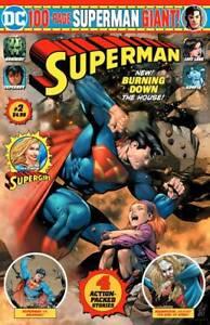 SUPERMAN GIANT #2