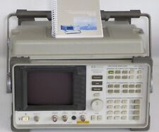 HP 8590 a Spectrum Analyzer Analyseur de spectre 1 MHz - 1.5ghz options 001 + 021
