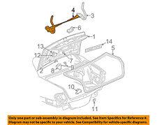 Buick GM OEM 00-05 LeSabre Trunk Lid-Torsion Bar Torque Rod Right 15250810