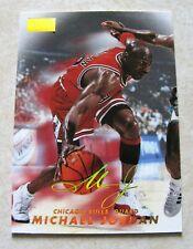 MICHAEL JORDAN CHICAGO BULLS 1998-99 SKYBOX PREMIUM #23 CARD