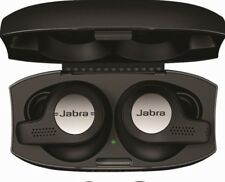 Jabra Elite 65t Titanium black Wireless Earbuds w/ Portable Charging Case