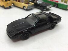 VINTAGE ERTL BLACK KNIGHT RIDER PONTIAC FIREBIRD KIT 2000 1934G 1:64 HONG KONG