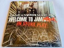Damian Marley Promo Cd Title Welcome To Jamrock Played once. In cardboard sleeve