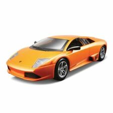 Véhicules miniatures jaune Maisto pour Lamborghini