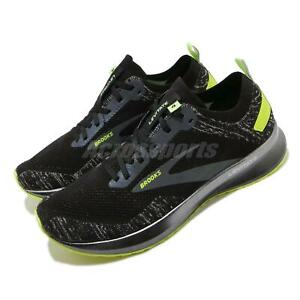 Brooks Levitate 4 Run Visible Black Men Night Road Running Shoes 1103451D 013