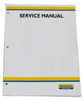 New Holland Ford 256,276,276 II Bi-directional Versatile Tractor Service Manual