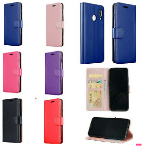 For Huawei Leather Case P20 P30 Pro Lite Mate Magnetic Wallet Flip Cover Book UK