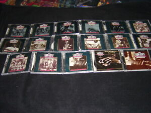 17-CD set ~ Blues Masters Vol. 1-16 plus Sampler CD RHINO OOP