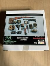 120mm Scale verlinden productions 448 German Infantry Equipment
