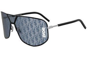 Dior Sunglasses DIORULTRA 807-7R 68mm Black / Grey Decor Lens