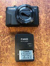 Canon PowerShot G7 X Mark II Digital Camera (READ DESCRIPTION) Free Shipping