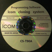 Icom CS-T90A Programming Software for IC-T90A