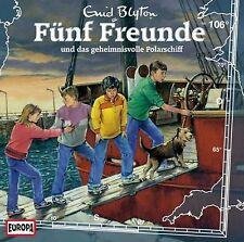 Fünf Freunde - Folge 106: und das geheimnisvolle Polarschiff (CD | Hörspiel)