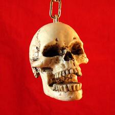 Made in USA Skull Mirror Danglers Skeleton Hot Rat Rod shift knob dangler 19-D1