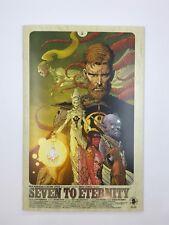 Image Comics Seven To Eternity #5 Rare Foil Edition VF/NM