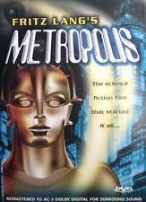 Fritz Lang's Metropolis (DVD 2003 Front Row)