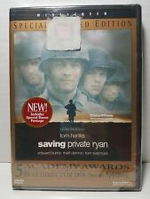 Saving Private Ryan (Dvd 1999, Special Limited Edition) Tom Hanks, Matt Damon