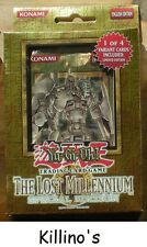 Yugioh Lost Millennium Special Edition factory sealed Mint