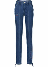 Damen-Jeans im Jeggings -/Stretch-Stil aus Denim Hosengröße 38