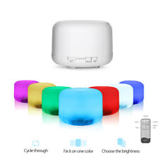 Home Aroma Essential Oil Diffuser Ultrasonic Aromatherapy Humidifier
