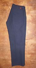 Nomex Workrite FR2112 Fire Dept. Pants, Size 33 - Navy - Needs Basic Stiching