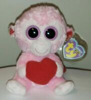Ty Beanie Boos - JULEP the Monkey (6 Inch) MINT with MINT TAGS