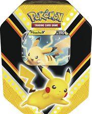 Pokemon Tin Box Pikachu V