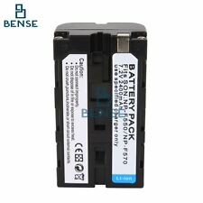 2400mAh NP-F550 Video Light Battery for LED Video Light Yongnuo Godox