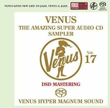 V.A.-VENUS THE AMAZING SUPER AUDIO CD SAMPLER VOL.17-JAPAN SACD J76