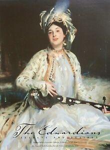 John Singer Sargent, Almina, Daughter of Asher Wertheimer 1908, The Edwardians