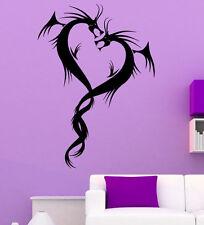 Gothic Dragon Wall Decal Vinyl Sticker Interior Housewares Art Decor (11dra6ws)