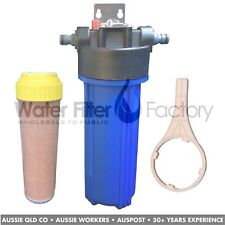 CWL Car Wash Filter Calcium Spotless Rinse Resin Water Filters Less Lime Spots