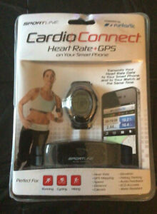 cardio connect heart rate gps on your smart phone new