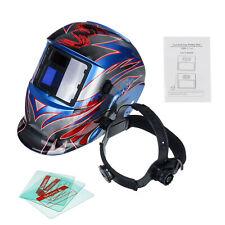 Pro Solar Auto Darkening Welding Helmet Arc Tig Mig Grinding Welder