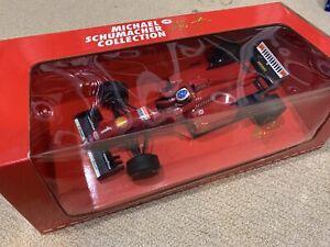 Minichamps F1 Ferrari F310 1996 1:18 Michael Schumacher Collection