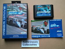 Newman Haas Indy Car for SEGA Megadrive - Complete