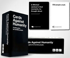 New Cards Against Humanity UK edition 550 Card Full Base Set Pack Party Game