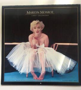 Marilyn Monroe Vintage 1997 Movie Memorabilia Calendar Cedco Publishing Company