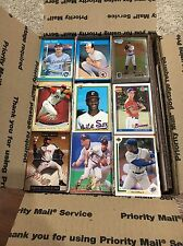 HUGE LOT OF OVER 3000+ BASEBALL CARDS/SPORTSCARD COLLECTION LOTS OF RC/STARS