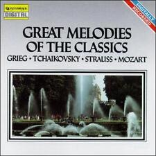 Great Melodies of the Classics (CD, Quintessence)