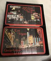 Deck Playing Cards Souvenir Las Vegas Fabulous Strip Vintage 60's Sands Stardust