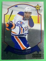 2014-15 O-Pee-Chee Platinum Retro Rookie #72 Darnell Nurse Edmonton Oilers RC