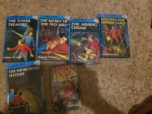 Hardy Boys Starter Set - Books 1-6 [The Hardy Boys] with an extra