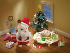 Sylvanian Families Calico Critters Christmas Party Set